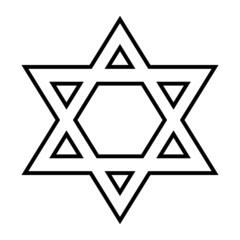 Magen David icon