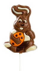 chocolate bunny candy