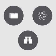 Mini set - Internet icons.