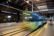 New tram line in tunnel in Poznan - 72022366
