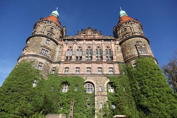 Old beautiful castle