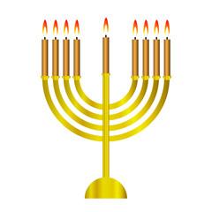Chanukah icon