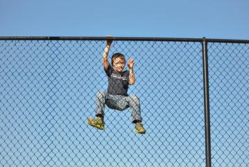 Fence Climb