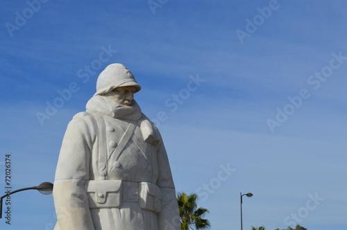 Papiers peints Statue Soldat 2