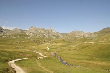 Beau paysage basque