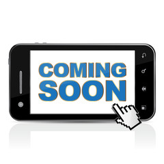 SMARTPHONE COMING SOON