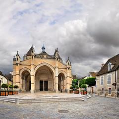 Collégiale Notre-Dame de Beaune, Bourgogne