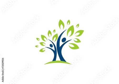 people,tree,leaf,ecology,nature,logo,wellness,healthy,life - 72029926