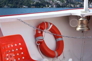 船舶用浮き輪