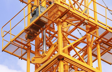 Hydraulic Jacks of Tower Crane