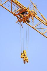 Hoist trolley Mechanism of Tower Crane