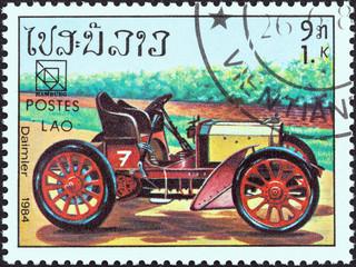 Daimler (Laos 1984)