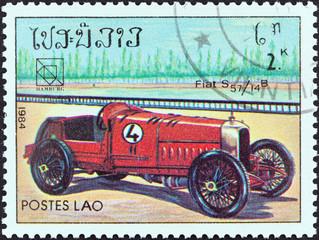 Fiat S 57/14B (Laos 1984)
