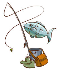 Fishing equipments