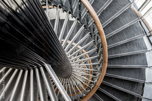 Détail d'escalier © MangAllyPop@ER
