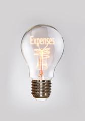 Expenses Concept
