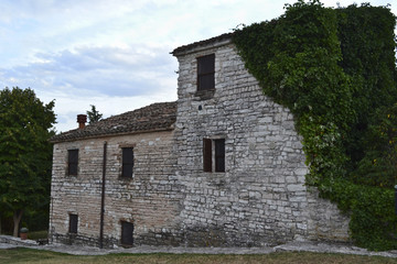 Casa di Pietra del 1800