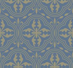 Medieval Seamless Pattern