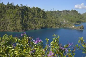Montebello Lakes, Chiapas