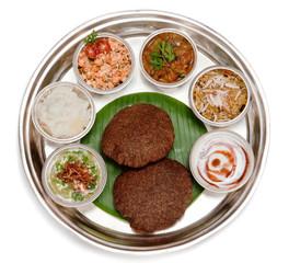 MAA DURGA POOJA FOOD OF NAVRATRA THALI