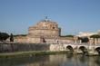 Die Engelsburg am Tiber