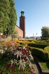 Rathaus- Stockholm Schweden