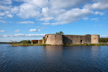 Kronoberg Schlossruine- Schweden