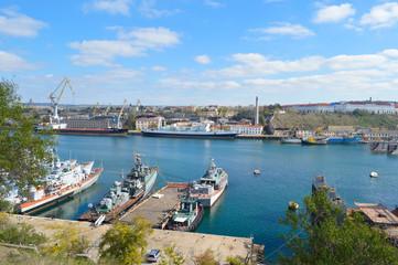 Судоремонтный завод(морской порт)