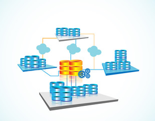 Concept of Database warehouse and big data