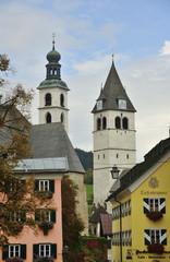 Kitzbühel - Alpenstadt in Tirol am Wilden Kaiser