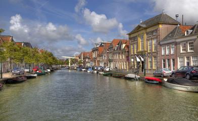 Alkmaar Canal, Holland