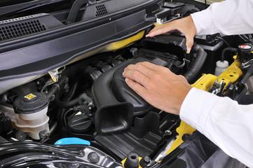 軽自動車の整備