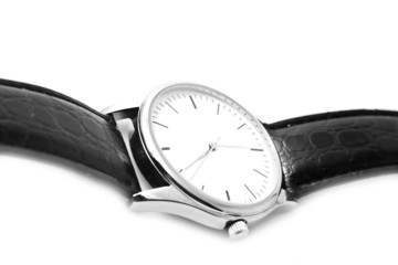 wrist watches with a black small strap