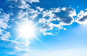 Shining Sunlight Summer Sun