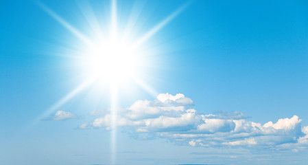 Shining Sunlight Heaven Wallpaper