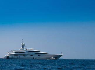 Sea Scene Yacht Vacation