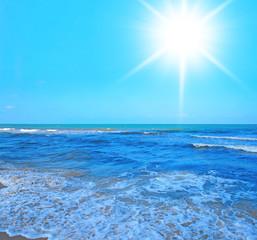 Paradise Wallpaper Sunshine Scene