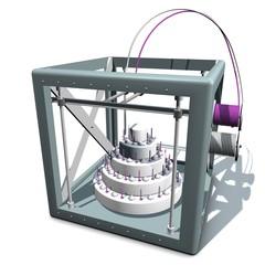3D voedsel printen