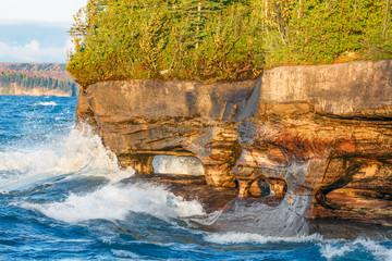 Rugged Superior Coast