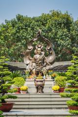 Denkmal Thich Quang Duc Saigon Vietnam
