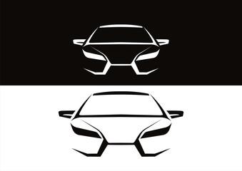 car automotive concept design vector