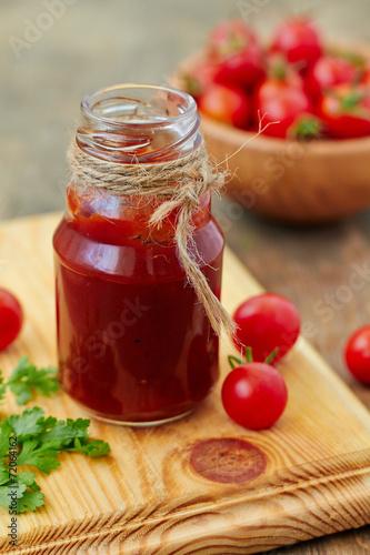 Canvas Kruiderij Homemade tomato ketchup