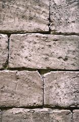 Steinmauer, altertümlich