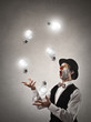 Juggling with new ideas