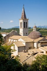 Cathedral Spoleto, Italy