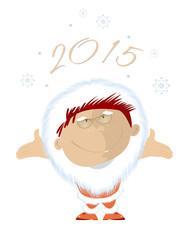 Santa Claus and New Year