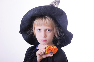 Halloween Gingerbread, Serious