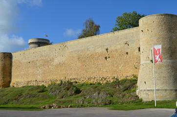 Château Ducal de Falaise (Normandie)