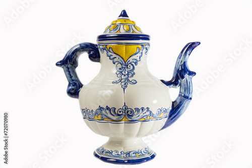 Talavera ceramic coffee - 72070980
