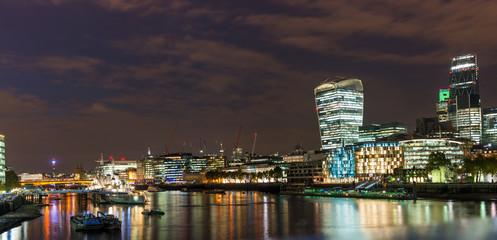 Tamise à Londres
